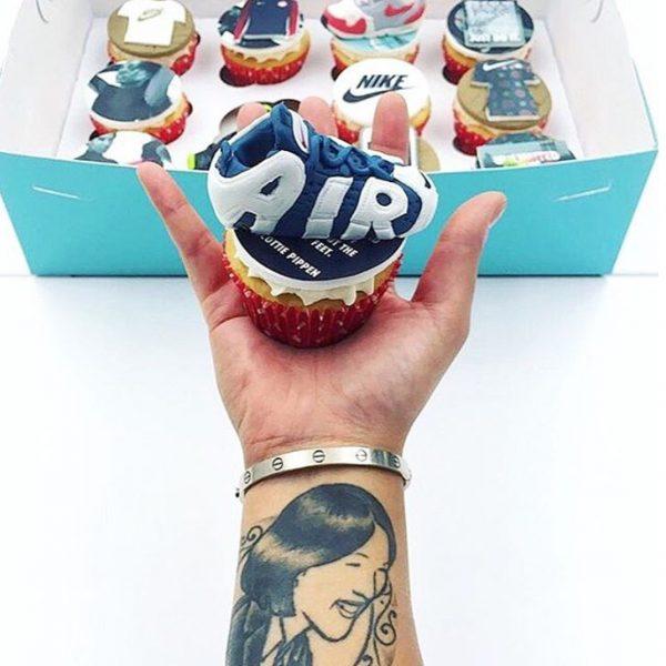 Nike Cupcakes X Stacy Tarver